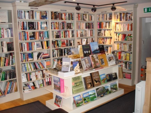 Kemptown Bookshop-Basement